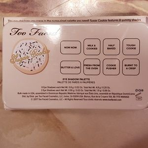 Too Faced Makeup - Too Faced Limited Edition Sugar Cookie palette